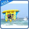 Barca dei pesci, barca di volo, barca trainabile, giro della barca di banana, pesce della mosca dell'acqua