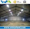 barraca de alumínio ereta livre da estrutura de 25X80m para a restauração e a conferência ao ar livre