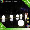 Bola iluminada decorativa de la piscina del resplandor del jardín LED