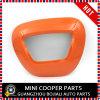 Couverture à lecture tête haute d'écran de couleur orange pour Mini Cooper toute la série (1PC/Set)