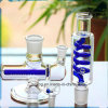 Ontwerp 6 van Nice de Rokende Waterpijp van het Glas van de Rand van de Percolator
