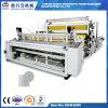 Nueva máquina de la fabricación del rodillo de la toalla el rebobinar del diseño