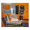 Comitati su ordinazione dell'interruttore di membrana, autoadesivi elettronici