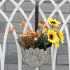 ハングのプラント植木鉢のホーム庭の装飾