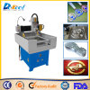 Pequeno 6060 6090 Metal Copper / Steel / Trophy / Shoe Mold Gravura Machine