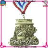 Médaille produite par usine en métal de la Chine pour le cadeau de médaille de souvenir