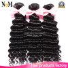 Tecelagem Curly de venda quente do cabelo brasileiro do Virgin