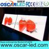 고품질 정면 접근 널 광고를 위한 옥외 P8 RGB LED 영상 벽 표시