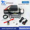 SUV 4 * 4 12V off-Road Winch Truck Winch (12000lb)