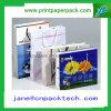 Sac à provisions personnalisé de sacs à main de papier d'imprimerie
