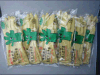 Свет - желтый промышленный латекс Glove-5705