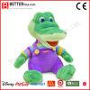 ASTM schönes weiches Spielzeug-Krokodil für Baby