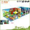 Kundenspezifisches Kind-Innenspiel strukturiert Plastikschauspielhaus