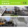 Máquina de la granulación de la película plástica de la basura de la película del invernadero del HDPE