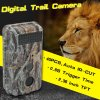 도매 방수 PIR HD 숲 가신 사진기 동물 사진기