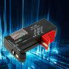 1.5V 9V aa 18650 het Universele Meetapparaat van de Batterij van de Capaciteit Volatage