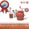Válvula de alarme molhado de alta qualidade para o sistema de alarme de incêndio
