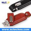 Impulsión ejecutiva 8GB (S100A) del flash del USB del cuero