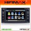 Navegación del coche DVD GPS de Hifimax para Toyota Camry/el Corolla/el crucero de la tierra (HM-8910G)