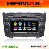 Sistema de navegación del coche DVD GPS de SHifimax para la válvula electromagnética normalmente cerrada del acero inoxidable de la nueva Crv (HM-8909GD) TC 2 manera de Honda (2H012-1/8)