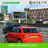 Placa de indicador impermeável ao ar livre do diodo emissor de luz de Chipshow Reino Unido P10 SMD
