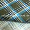 Tessuto Texile della flanella di cotone/tessuto di Shirting disegno dell'assegno