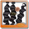 O melhor cabelo malaio não processado de venda da classe 6A