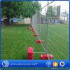 Buena seguridad temporal galvanizada cubierta PVC de la calidad de la venta caliente que cerca con precio de fábrica