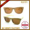 Fx171 popular e óculos de sol de madeira da alta qualidade