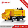 Bomba ultraalta del acoplado de la presión de Sany Hbt9035CH-5m 90m3/H