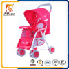 Верхняя алюминиевая облегченная прогулочная коляска младенца с испытанием En71