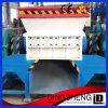 Shaft jumeau Used Truck Tire Crusher Machine à vendre