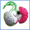 Figura all'ingrosso della frutta che piega i sacchetti di acquisto riutilizzabili dei sacchetti di Pitaya di figura riutilizzabile della frutta