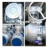 2014 venta caliente Válvula de bola flotante DIN