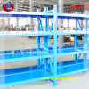Nanjing Baokai Stainless Steel Work Table con Top Shelf