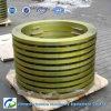 A105 Gra grosse Größe Casted StahlFalnge Ring