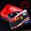 Caixa plástica do pacote da tampa de China e do presente dos PP da impressão do estilo da base para a venda