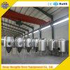 Brauerei-Gerät des Edelstahl-und Kupfer-Oberflächenbier-500L mit Pflanze des Gärungserreger-1000L
