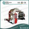 6 het Winkelen van de kleur de Machine van de Druk van Flexo van de Zak (Changhong)