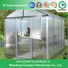 Invernadero de aluminio del jardín de la fábrica profesional en venta