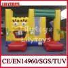 2015 Yellow novo Cartoon Theme Jumping Castle Blower para Sale (J-BC-037)
