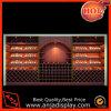 Armoire d'affichage en bois de vin de Module de vin
