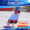 2/3 Axles Over Length Cargo Flat Bed Extendable Semi Trailer