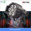 RGBW 4in1 LED 7PCS 10W LED PAR Light