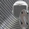 Fábrica de metal perforado directa de Corriente de colector
