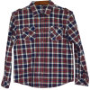 Pocket Shirt di Xdl15013 Men con Shoulder Flaps