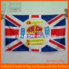 Heiße verkaufende BRITISCHES Gewebe gedruckte Markierungsfahne