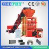 Maquinaria de Qtj4-26c para a máquina do Crick do bloco de cimento das indústrias de Samll
