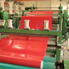 Color rojo Nitrile NBR Rubber Sheet con Oil Resistant