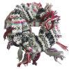 Шарф жаккарда шарфа способа теплый связанный (KS-070043)